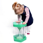 1 Minute Giant Sand Timer Stool